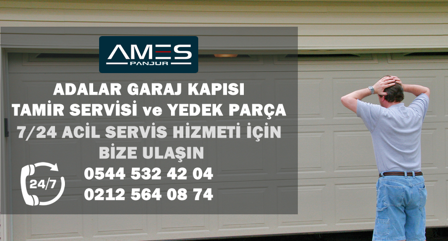 Adalar Garaj Kapısı Tamiri Servisi, İstanbul