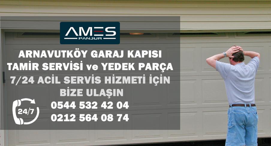 Arnavutköy Garaj Kapısı Tamiri Servisi